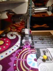 DIY Head Band or Belt pattern was Fabric Flowers
