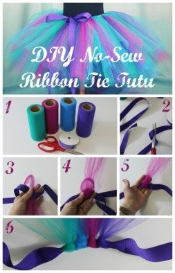 analina rag dolls how to do tutu DIY