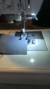 DIY tutorial of sewing Minecraft quilt Blocks
