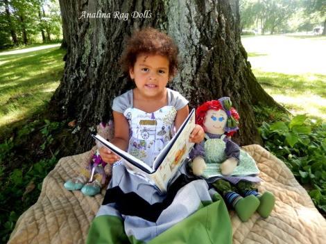Emily Analina Rag Dolls handmade