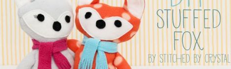 10 Free Soft Stuffed Animal Patterns with Photos