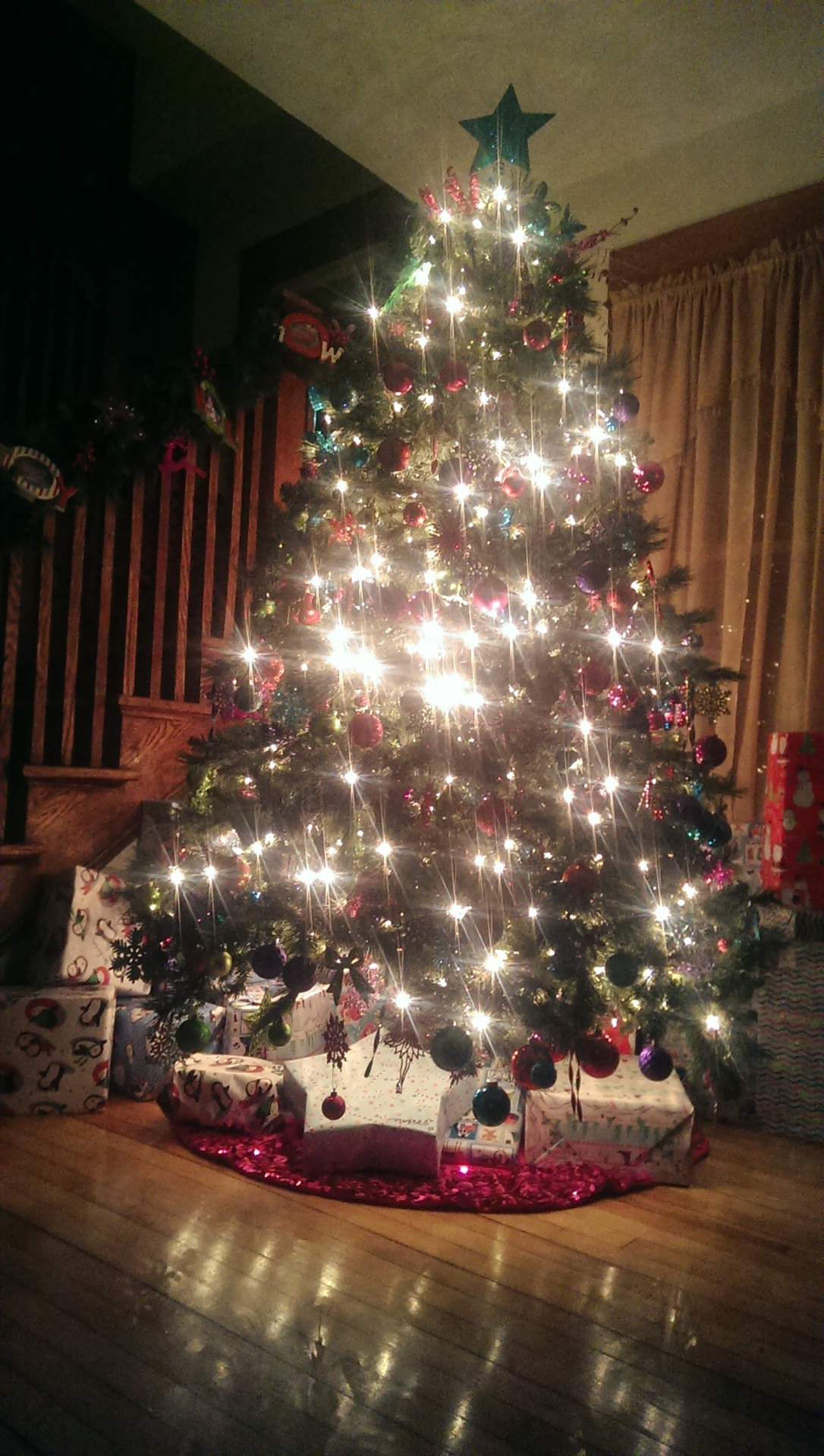 Analina rag dolls christmas holiday traditions tree