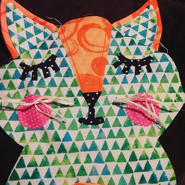 Sewing a Boy Kitty Cat, Illuminati