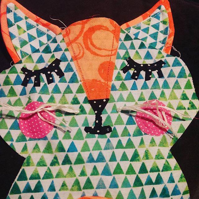 Sewing a Boy Kitty Cat, Illuminati
