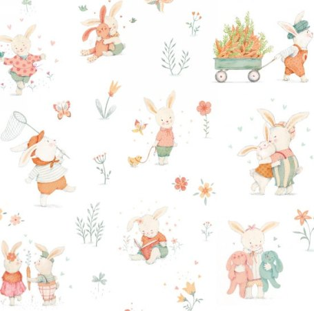 top 10 easter bunny fabric