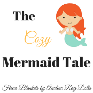 The Cozy Mermaid Tale by Analina Rag Dolls