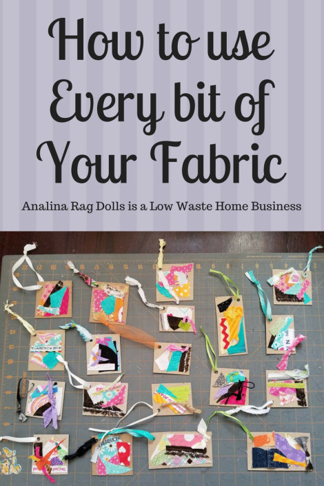 How to use Every bit of Your Fabric